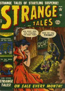 Strange Tales #8 (1952)