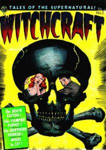 Witchcraft #2 (1952)