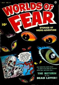 Worlds of Fear #4 (1952)