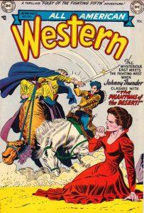 All-American Western #126 (1952)