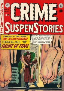Crime SuspenStories #11 (1952)
