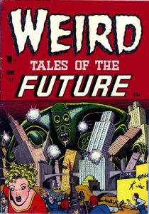 Weird Tales of the Future #2 (1952)