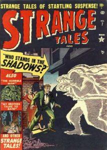 Strange Tales #7 (1952)