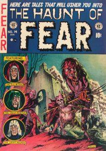 Haunt of Fear #14 (1952)
