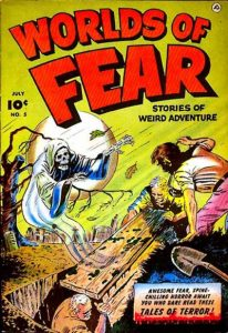 Worlds of Fear #5 (1952)