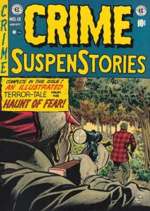 Crime SuspenStories #12 (1952)