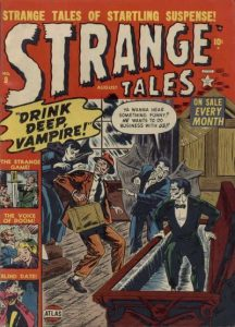 Strange Tales #9 (1952)
