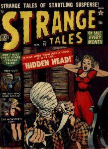 Strange Tales #10 (1952)