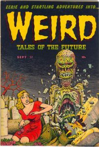 Weird Tales of the Future #3 (1952)