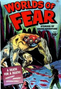Worlds of Fear #6 (1952)
