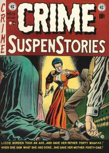 Crime SuspenStories #13 (1952)