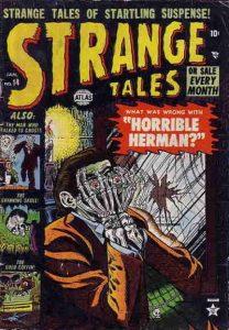 Strange Tales #14 (1952)