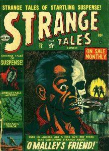 Strange Tales #11 (1952)
