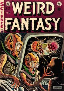 Weird Fantasy #16 (1952)