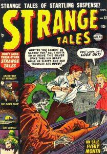 Strange Tales #12 (1952)