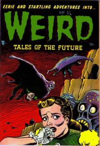Weird Tales of the Future #4 (1952)