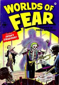Worlds of Fear #7 (1952)