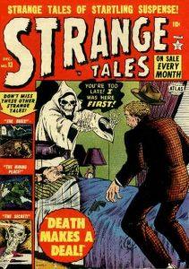 Strange Tales #13 (1952)