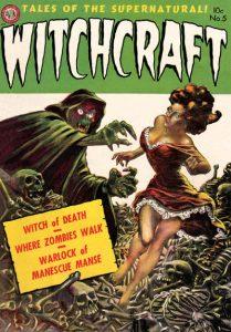 Witchcraft #5 (1952)
