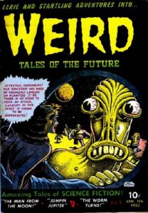 Weird Tales of the Future #5 (1953)