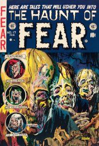 Haunt of Fear #17 (1953)