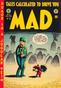MAD #3 (1953)