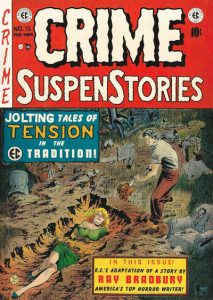 Crime SuspenStories #15 (1953)