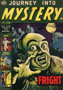 Journey into Mystery #5 (1953)