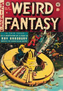 Weird Fantasy #18 (1953)