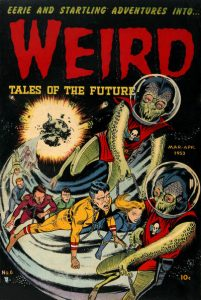 Weird Tales of the Future #6 (1953)