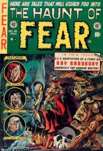 Haunt of Fear #18 (1953)