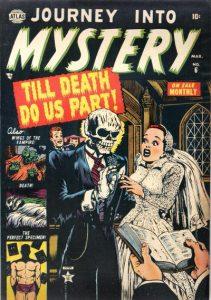 Journey into Mystery #6 (1953)