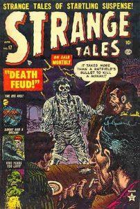 Strange Tales #17 (1953)