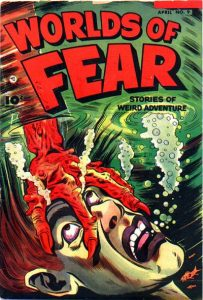 Worlds of Fear #9 (1953)