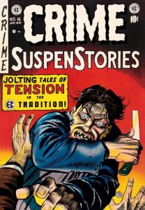 Crime SuspenStories #16 (1953)