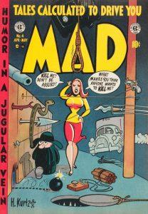 MAD #4 (1953)