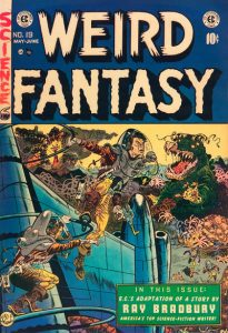 Weird Fantasy #19 (1953)