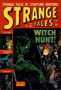 Strange Tales #18 (1953)