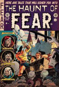 Haunt of Fear #19 (1953)