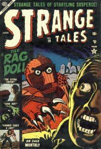 Strange Tales #19 (1953)