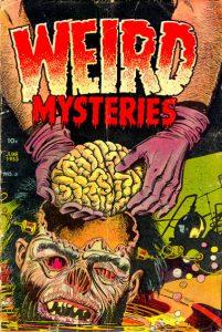 Weird Mysteries #5 (1953)