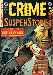 Crime SuspenStories #17 (1953)