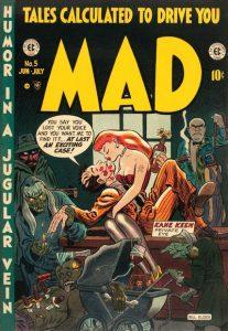 MAD #5 (1953)