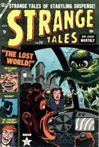 Strange Tales #20 (1953)