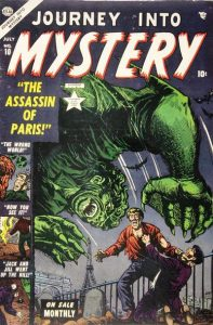 Journey into Mystery #10 (1953)