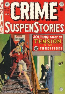 Crime SuspenStories #18 (1953)