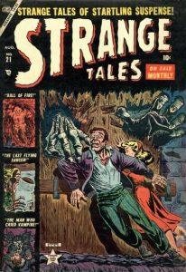 Strange Tales #21 (1953)