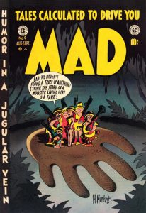 MAD #6 (1953)
