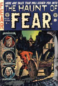 Haunt of Fear #21 (1953)