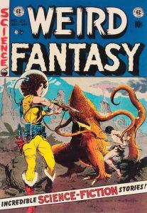 Weird Fantasy #21 (1953)